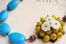 Jewelry inspiration / by Megan Nance