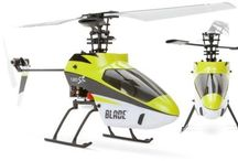 Remote Controlled Helicopters / Fancy flying an RC Helicopter? Take a look.