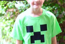 clothes for the KIDS that you can make / Why buy when you can DIY? Make your children personalized clothing made from fabric and HTV.