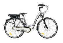 ION Step Thru Electric Bicycle