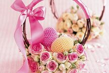 easter baskets / by Shelly Callahan