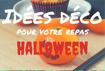 BPO - Halloween / Des idées pour fêter Halloween avec un budget serré