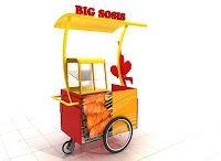 big sosis / waralaba sosis bakar paket booth Rp.7 juta, lengkap + siap jualan info : DWI ( 08811081825 )