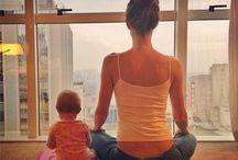 juegos con mi niño meditar