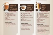 Keurig recipes  / by Amber Harmon