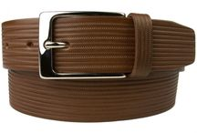 Mens Belts / Mens Leather Belt Made In UK