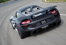 918 Spyder Prototypes Begin Testing