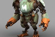 Modelling - Mecha 2