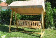 Drvene ljuljaške - Wooden swings / Drvene ljuljaške - Wooden swings