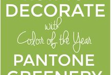 Color Countdown: 2017 Colors of the Year / From a vibrant green to various shades of purple, these are the top color picks from 2017.