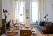 feels like home / post moder, aesthetic, minimal, design... all aspects which create a homy atmosphere