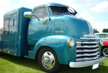 Cool Trucks / by Mike Riley