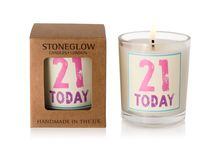 Special Message Candles