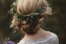 S & G Wedding hair/accessories/suites/dress