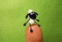 Minyatür amigurumi
