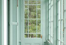 House-interior color schemes