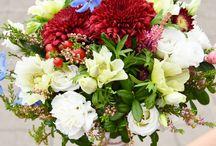 Morsiuskimppu, weddingflowers, hääkukat