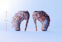 Mcqueen Armadillo Shoes