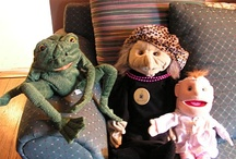 Storytelling and puppets