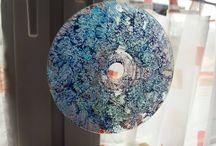Deko aus CDs / Kreative Ideen was man aus CDs machen kann