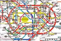 METRO Mapas / Mapas