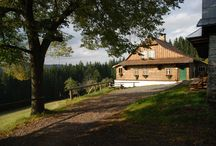 Tara - Czech Repbulic / Tara is a perfect place for a large family holiday. Set in a beautiful mountain nature reserve, Tara is a majestic, magical log house which has been carefully restored over the years gone by.