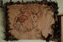 Κυνηγο-τεχνήματα (Hunt-Artifact) / Το Κυνήγι μέσα απο τη Τέχνη Ιδέες διακόσμησης για Κυνηγούς Hunter deco ideas