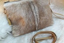 Bali Clutch Bag | Fur Bag | Evening Bags for Womens