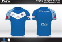 Toa Samoa Rugby League
