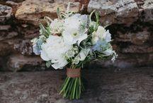 Pastel Wedding Florals