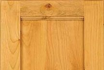 Knotty Alder Door Styles / by Schuler Cabinetry