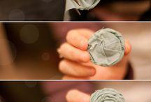 Fabric & Flowers / by Aimee Larsen