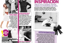 Diana and the city para Oh! Magazine