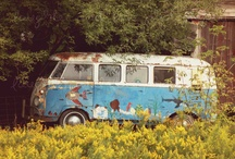 Camper vans / Beautiful Camper vans VW.  Someday I´ll have one!