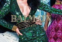 Balmain X H&M / Balmain x H&M launches November 5. #contest  / by Kandice Casey