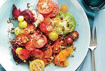 Salades composées !