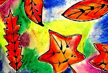 art lessons: autumn / by Alice Campbell
