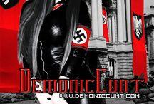 satanic monjas