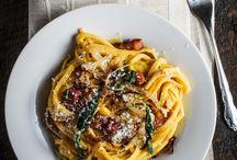 Paleo hoofdgerechten / Pasta