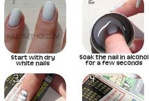Nails / beautiful easy nail ideas