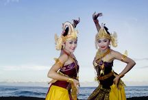 Balin Art and Culture / Various Balinese art and culture