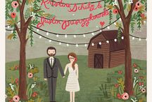Wedding Invitations ideas / Wedding