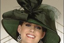 hats / by debbie mcfarland
