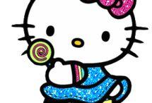 Hello Kitty I love you!!! / by Jime Araneda M.