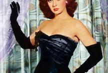 Susan Hayward / Susan Hayward (June 30, 1917 – March 14, 1975) was an American actress. / by Alain Proulx
