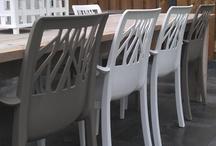 Kunststof stoelen / Kunststof stoelen