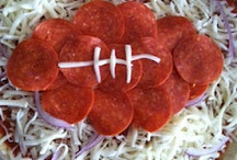 Football / Super Bowl Foods / by Tonya @ Bonfire Boutique