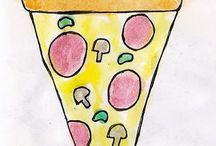 Pizza Love / Oz Pizza