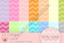Digital Paper / by Becky Williamson