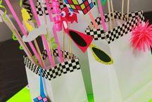 80's Decade Party Ideas